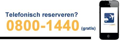 Bel gratis 0800-1440